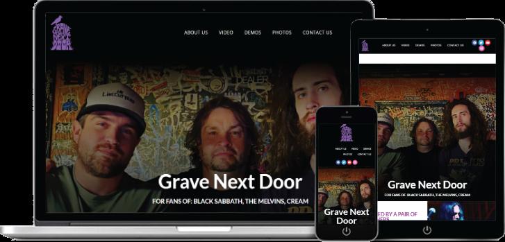 Grave-next-door