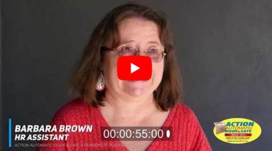 Action Door Video Testimonial