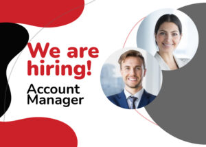 Read more about the article We Are Hiring an Account Manager